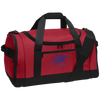 Embroidered Ocean Blue OBX Lyfe Port Authority Travel Sports Duffel in 7 Colors