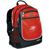 Embroidered Cloud White OBX Lyfe OGIO Rugged Bookbag in 3 Colors