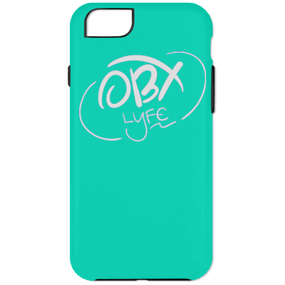 Cloud White OBX Lyfe iPhone 6 Plus Tough Case