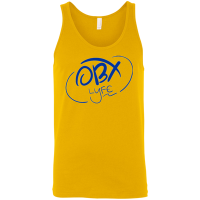 Ocean Blue OBX Lyfe Bella + Canvas Unisex Tank in Multiple Colors