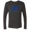 Ocean Blue OBX Lyfe Men's Triblend LS Crew in Multiple Colors