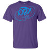 OBX Lyfe Sky Blue Youth Ultra Cotton T-Shirt in 16 Colors
