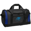 Embroidered Sky Blue OBX Lyfe Port Authority Travel Sports Duffel in 8 Colors
