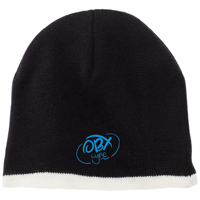 Sky Blue OBX Lyfe 100% Acrylic Beanie in 11 Colors