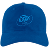 Sky Blue OBX Lyfe Adidas Unstructured Cresting Cap