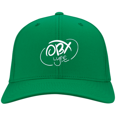 Cloud White OBX Lyfe Dry Zone Nylon Cap in 8 Colors