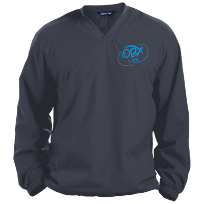 Sky Blue OBX Lyfe Pullover V-Neck Windshirt in 9 Colors