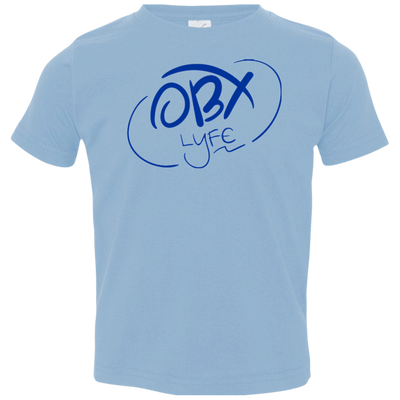OBX Lyfe Ocean Blue Rabbit Skins Toddler Jersey T-Shirt in 6 Colors