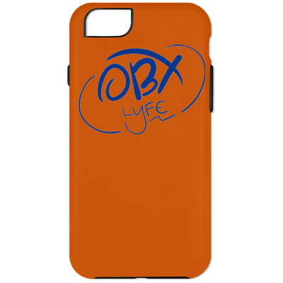 Ocean Blue OBX Lyfe iPhone 6 Plus Tough Case