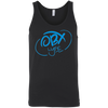 Sky Blue OBX Lyfe Bella + Canvas Unisex Tank in Multiple Colors