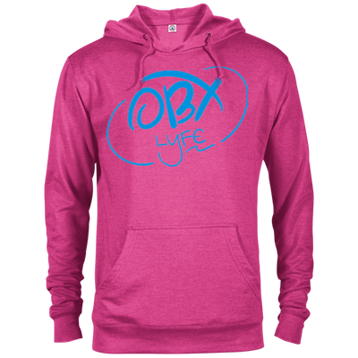 Sky Blue OBX Lyfe French Terry Hoodie in 11 Colors
