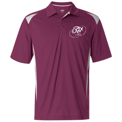 Cloud White OBX Lyfe Augusta Premier Sport Shirt in 9 Colors