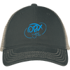 Sky Blue OBX Lyfe District Mesh Back Cap