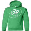 OBX Lyfe Cloud White Youth Pullover Hoodie in 11 Colors