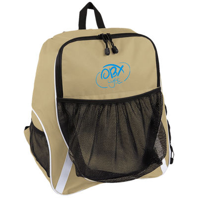 Embroidered Sky Blue OBX Lyfe Equipment Bag in 15 Colors