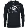 Cloud White Obx Lyfe Logo French Terry Hoodie in 10 Colors