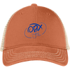 Ocean Blue OBX Lyfe District Mesh Back Cap in 3 Styles