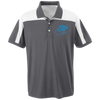 Sky Blue OBX Lyfe Colorblock Polo in 12 Colors