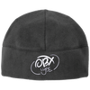 Cloud White OBX Lyfe Port Authority Fleece Beanie in 10 Colors