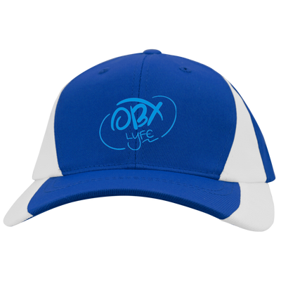 Sky Blue OBX Lyfe Youth Mid-Profile Colorblock Cap