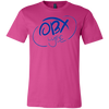 OBX Lyfe Ocean Blue Bella + Canvas Youth Jersey Short Sleeve T-Shirt in 4 Colors