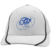 Ocean Blue OBX Lyfe Flexfit Colorblock Cap in 5 Colors