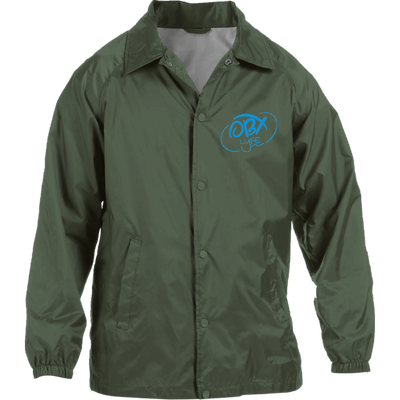 Sky Blue OBX Lyfe Nylon Jacket in 6 Colors