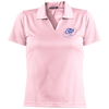 Ocean Blue OBX Lyfe Ladies' Dri-Mesh Short Sleeve Polo in 7 Colors