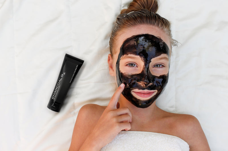 Charcoal RX Peel Mask