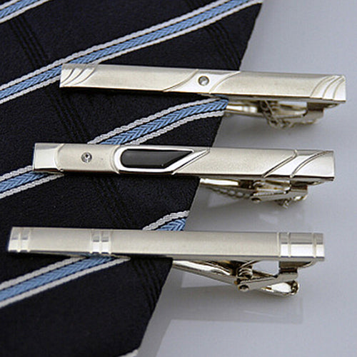 Tie Clips (10 Variations)