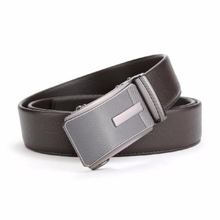Brown Luxury Ratchet Belt