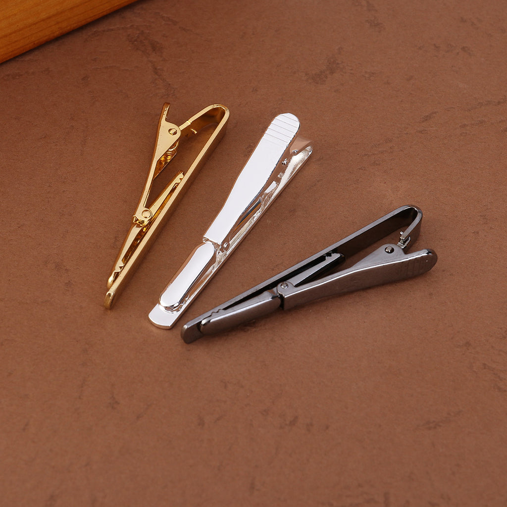 Set of 3 Tie Clips
