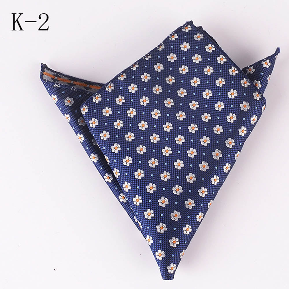 Luxury Jacquard Pocket Squares