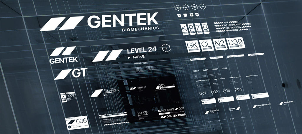 GENTEK DECAL SET - SIRCHARLES