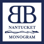Nantucket Monogram & Design by Brooke Boothe