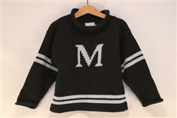 Children's Letter Sweater