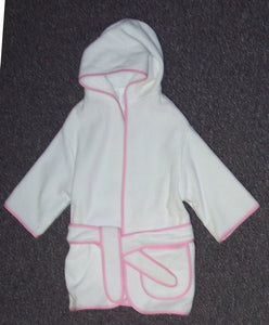 Children's Hooded Cover Up