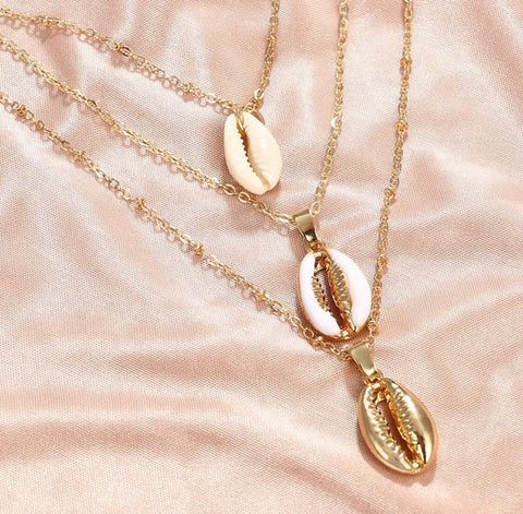 'Ryley' Shell Necklace