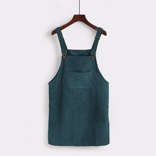 Ellie Overall Dress