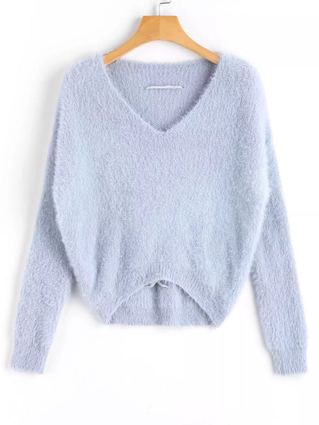 'Periwinkle' Sweater