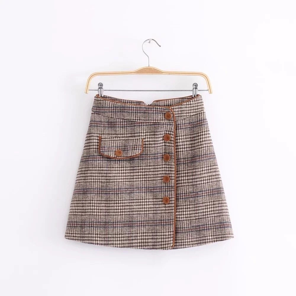 'Lara' Autumn Skirt