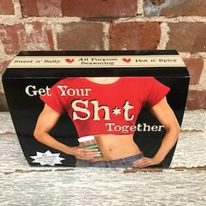 GET YOUR SHIT TOGETHER KIT