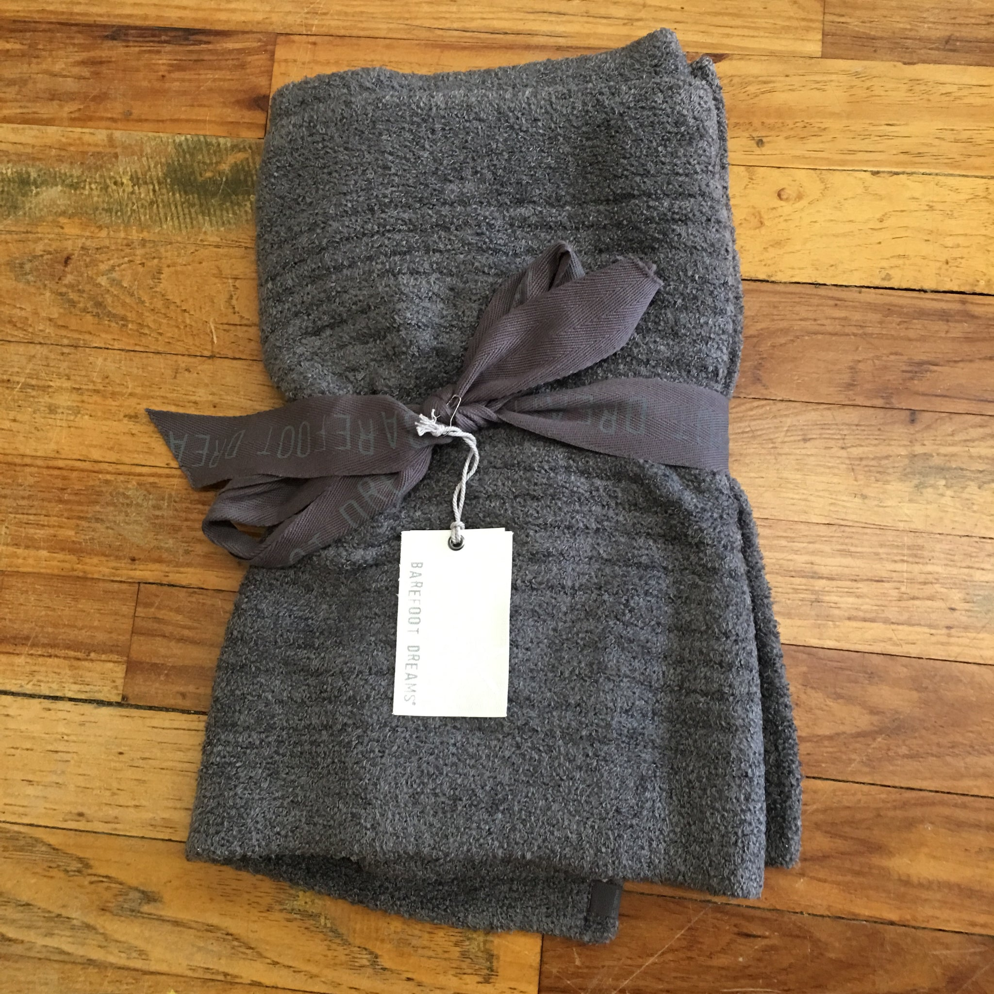 Barefoot Dreams Ribbed Scarf