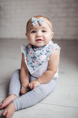 COPPER PEARL BANDANA BIB/MORGAN
