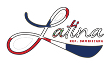 """Latina"" Country/Flag Stickers"