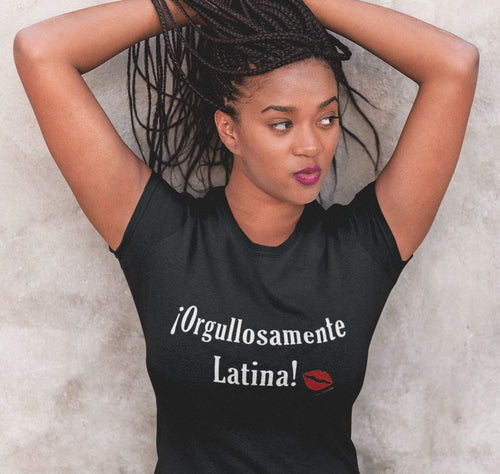 Orgullosamente Latina - Women's short sleeve t-shirt