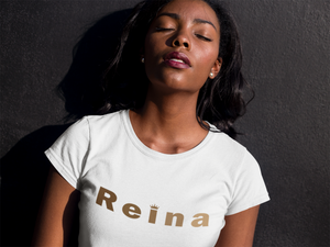 Reina - Short-Sleeve T-Shirt