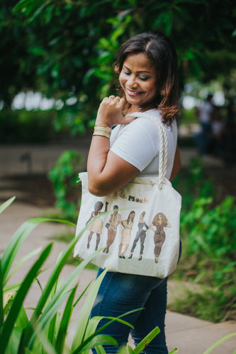 LatinMocha Tote Bag (CANVAS)