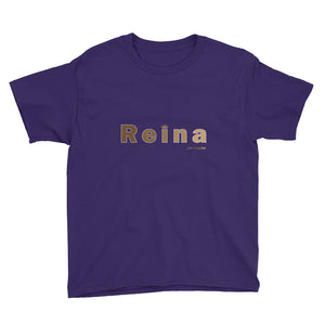 Reina - Girl's Short Sleeve T-Shirt