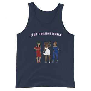¡LatinoAmericana! Tank Top
